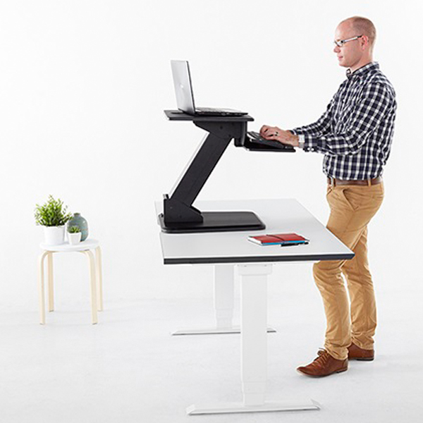 Sit Stand Desktop Units